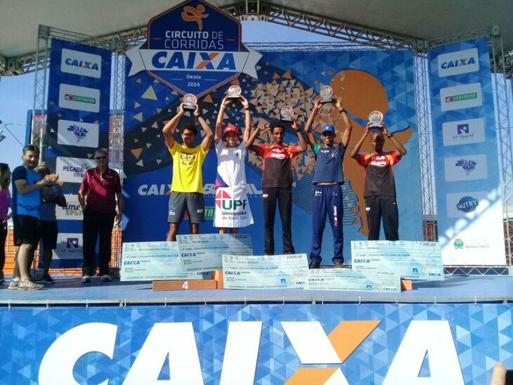 Atleta da UPF obteve uma nova vitória