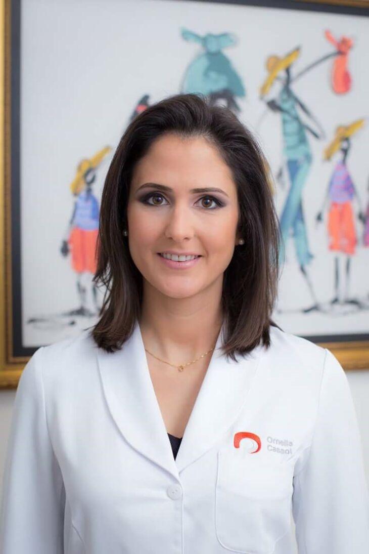 Dr. Ornela Cassol é coloproctologista do Hospital da Cidade de Passo Fundo