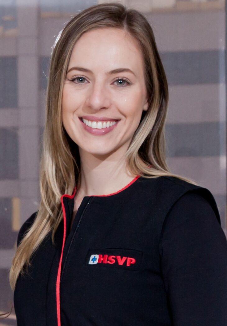 Tatiane Basso é nutricionista clínica e coordenadora da Nutrição na Residência Multiprofissional Integrada do HSVP