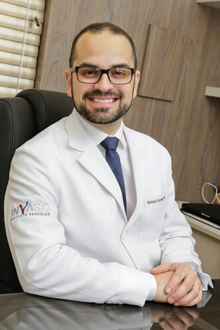 Dr. Mateus Picada Correa é professor do curso de medicina da Imed