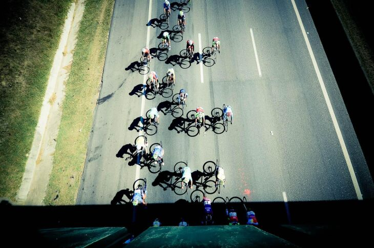 Segurança do ciclista no trânsito é uma das prioridades do curso