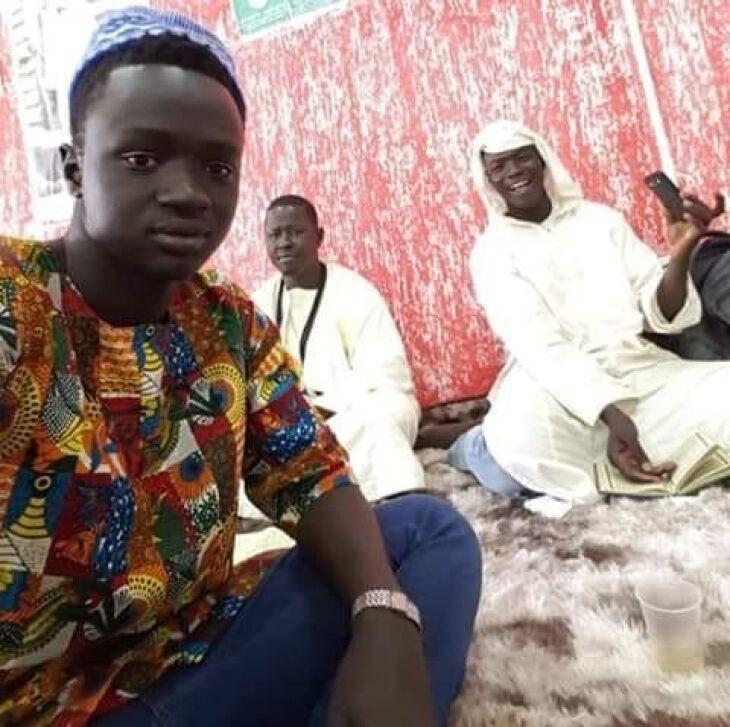 Cheikh Cisse, 22 anos, estava há mais de três anos no Brasil