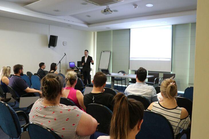 Evento reuniu profissionais das cidades participantes