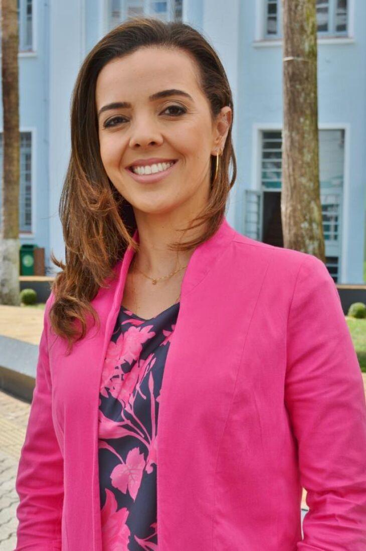 Dra. Raquel Scherer de Fraga é professora da Medicina da Imed e atua no HCPF