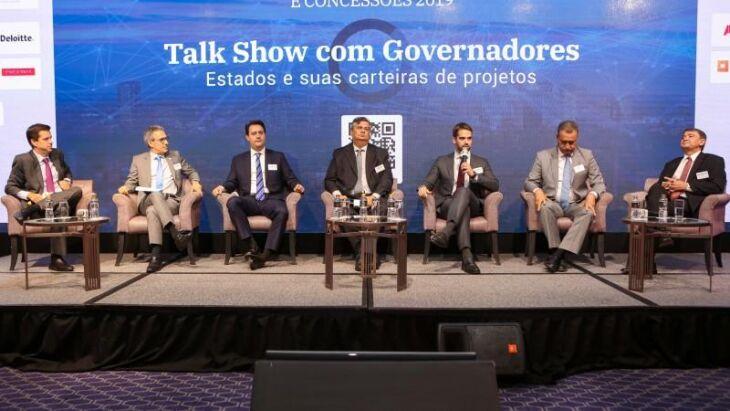 Leite disse que parceria com setor privado é importante não apenas pelo lado do financiamento, mas também pela eficiência