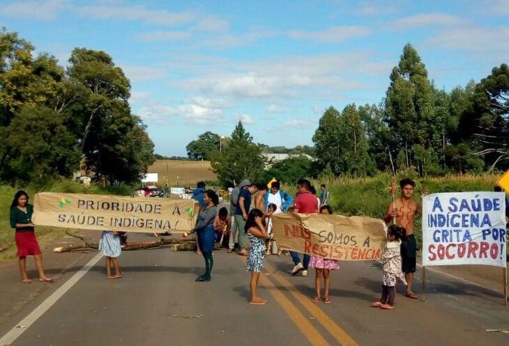 Famílias são de comunidades próximas a Mato Castelhano, como a Tijuco Preto