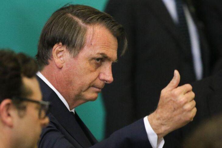 Presidente Jair Bolsonaro defende um pacto entre os Três Poderes para destravar a economia