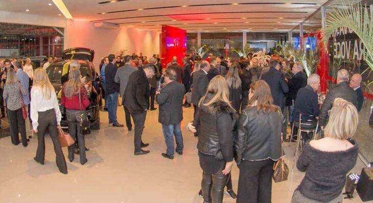 Evento reuniu cerca de 200 convidados na última quarta-feira Crédito: