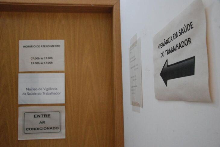 O CEREST Nordeste atende a 62 municípios na vigilância à saúde do trabalhador