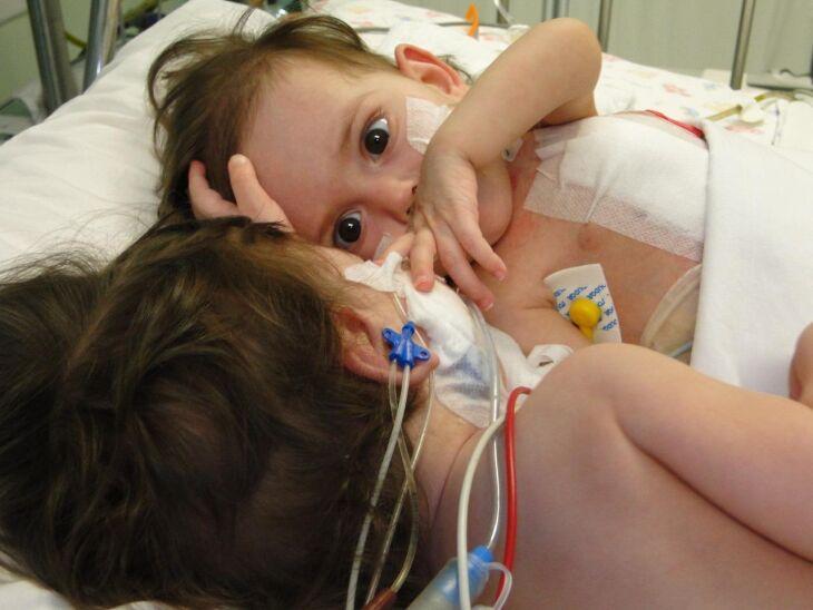 Inédita: cirurgia no HSVP