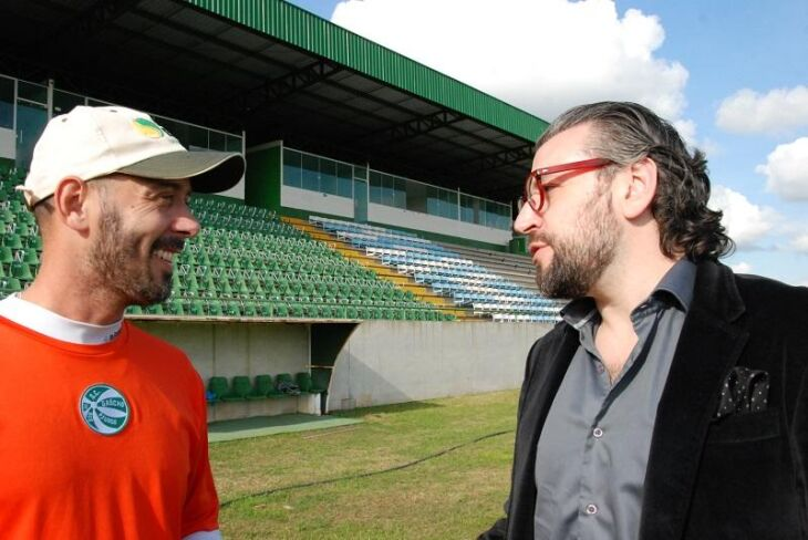 Fabiano e Ghion: mais uma temporada