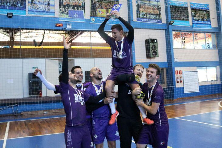 Campeões do futsal