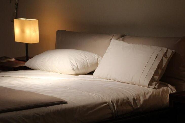 O sono vem quando é necessário