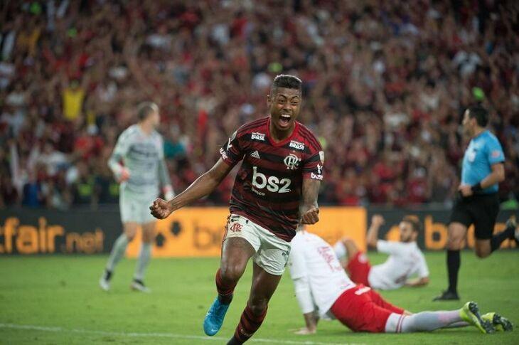 Bruno Henrique: o nome do jogo