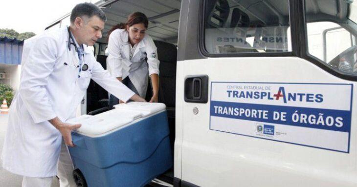 """O Brasil é, segundo a Associação Brasileira de Transplante de ?""""rgãos (ABTO), o segundo país do mundo em número absoluto de transplantes."""