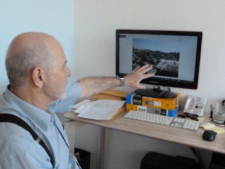 Médico psiquiatra passo-fundese, Alberto Machado Hexsel já atuou como voluntário da ONG por vários lugares no mundo