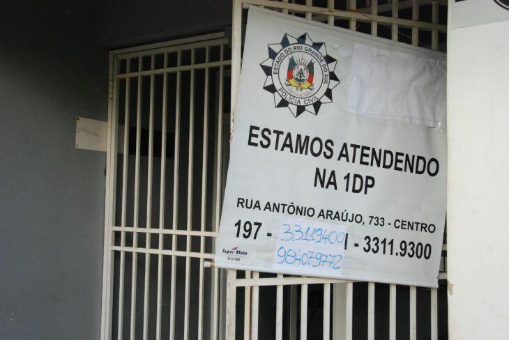 Antiga DPPA foi interditada em fevereiro deste ano e aguarda laudos da Secretaria de Obras do Estado