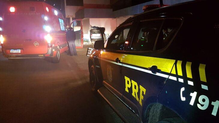 Motorista morreu no local do acidente