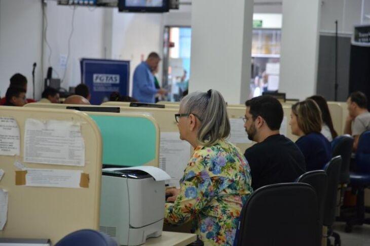 Nível de emprego aumentou na construção civil com a abertura de 7.294 postos