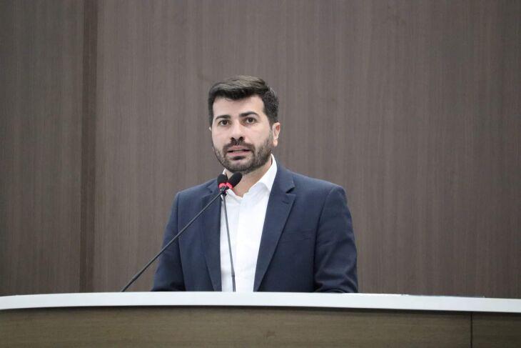 Vereador Márcio Patussi