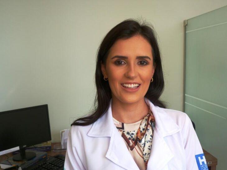 Dra. Marina Ractz Bueno é oncologista clínica