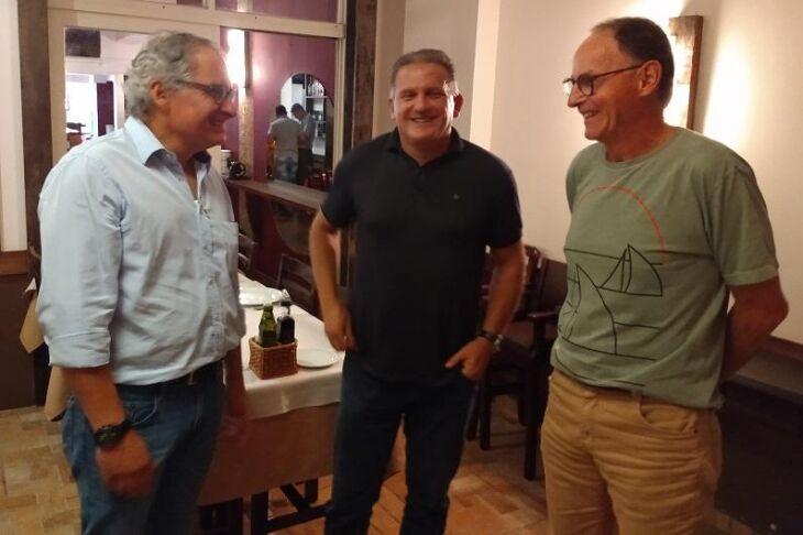 Nova temporada: Fragomeni, Ben-Hur e Mário Tito