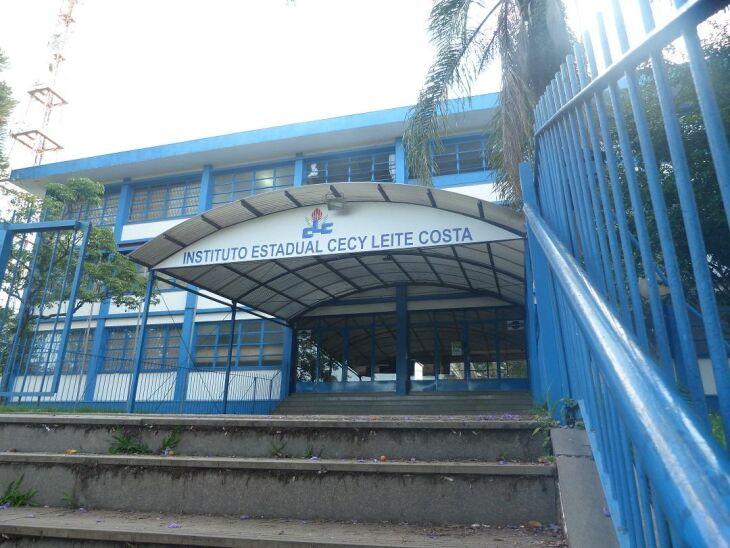 Escola Cecy Leite Costa encerrou atividades no dia 31 de janeiro