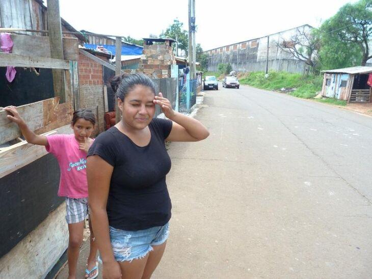 Vitória Maciel lembra os momentos de agonia durante o atropelamento de sua sobrinha Ester