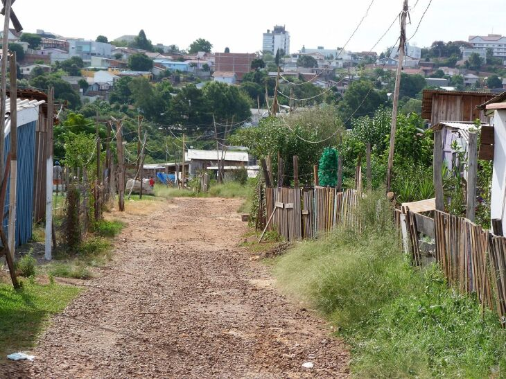 Loteamento Manoel Corralo foi aprovado pela Prefeitura Municipal ainda no ano de 1995