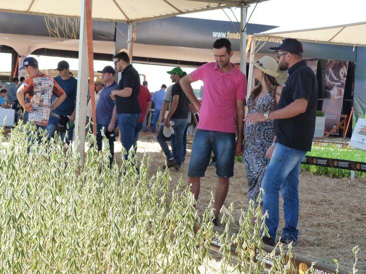 A agricultura de precisão permite a aplicação correta de insumos ao identificar as características do áreas e prever a fertilidade do solo