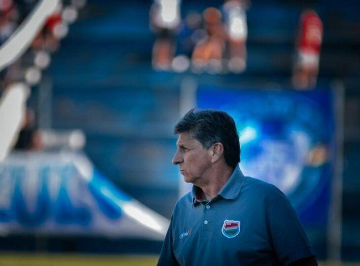 Paulo Porto: um ponto na Arena Cruzeiro