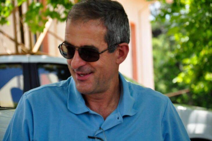 Erivalto Alexandre Slaviero morreu na noite de segunda-feira
